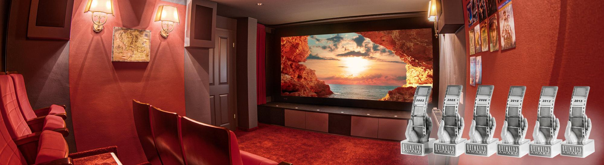 IMMERSIVE HOME CINEMA