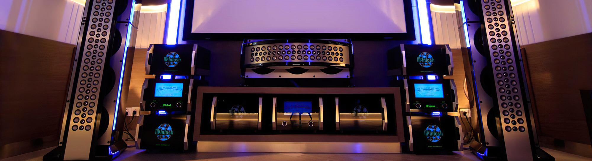 McIntosh Home Cinema