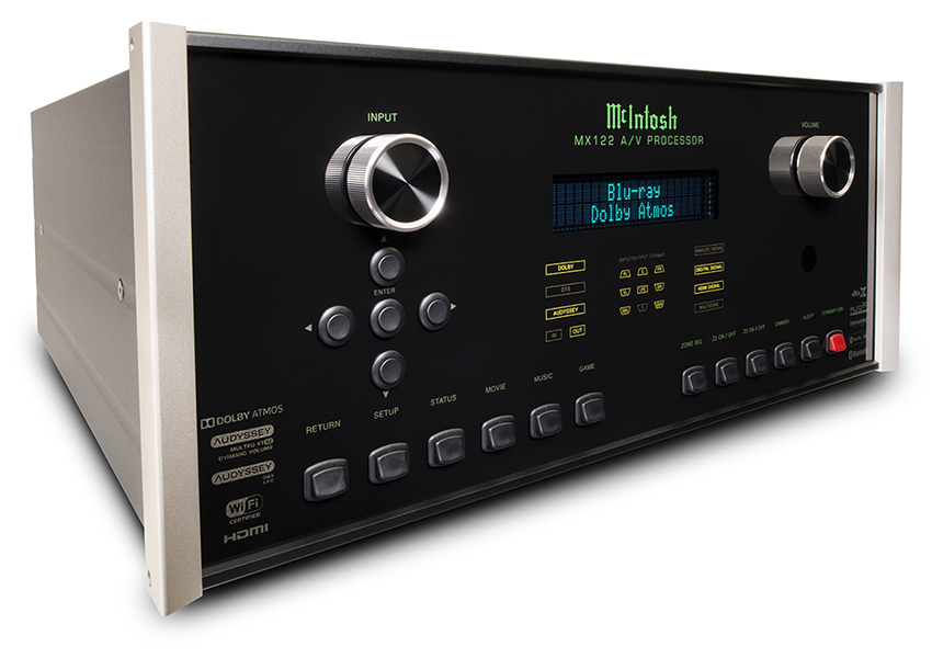 McIntosh High End Heimkino Elektronik