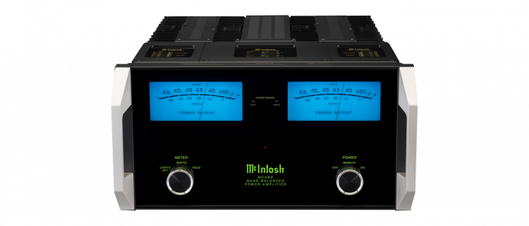 McIntosh MC 462 - Stereoendstufe - HiFi Forum