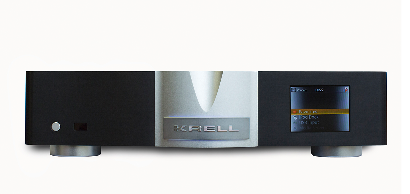 KRELL Connect - Streaming Player