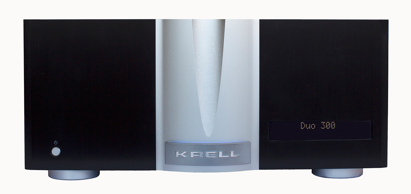 KRELL DUO 300 - Stereo-Endstufe
