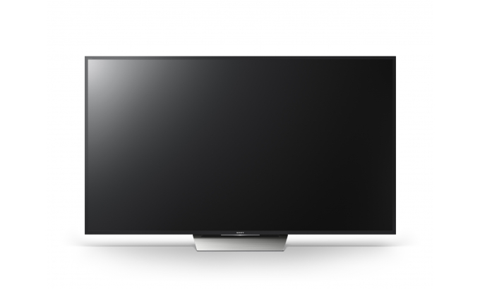 Sony BRAVIA 4K Professional Displays - Front