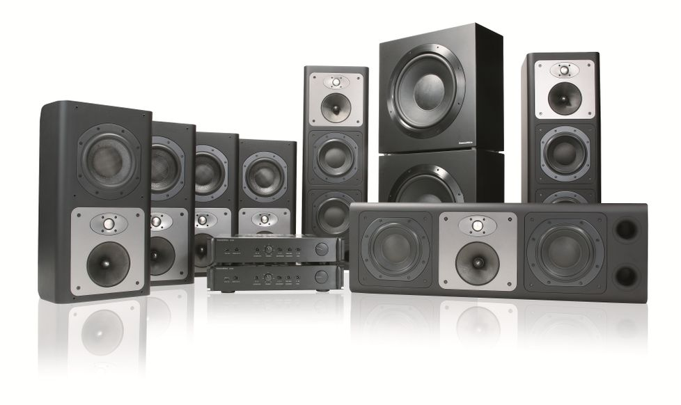 B&W Serie CT800 - Set - HiFi Forum