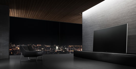 Panasonic 4K TV Serie 900