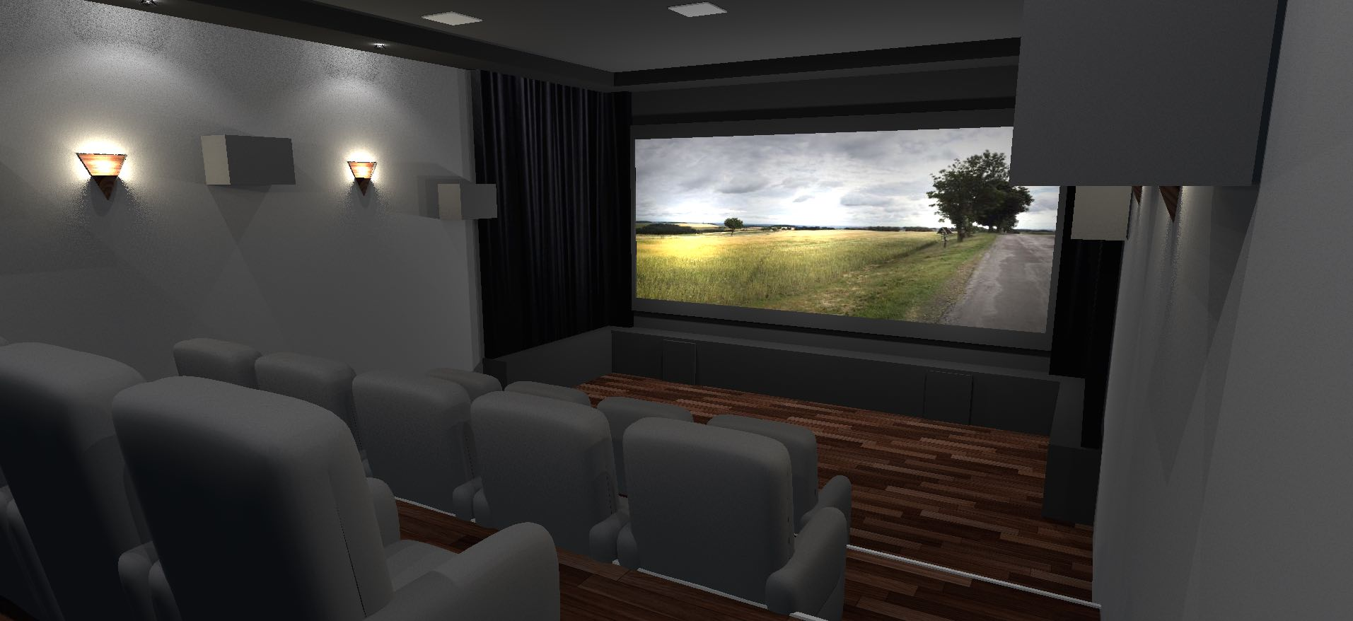 HiFi Forum Service - 3D-Visualisierung