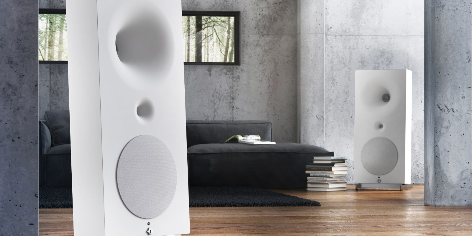 Avantgarde Acoustic Hornlautsprecher - Zero Box - HiFi Forum
