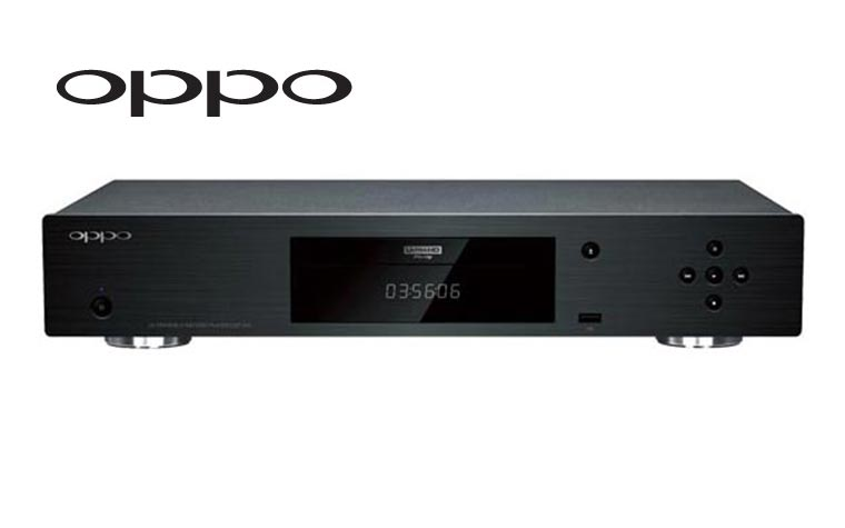 Oppo UDP-203 4K BluRay-Player