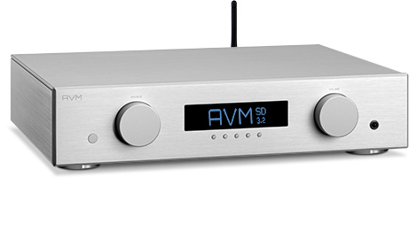 AVM Streaming DAC
