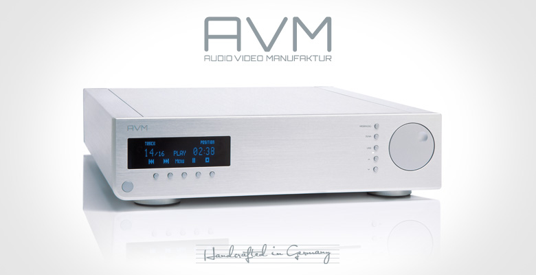 AVM - handcrafted in germany