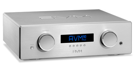 AVM Ovation SD 6.2 - Streaming-DAC-Vorstufe