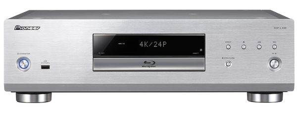 Pioneer BDP-LX88 Blu-Ray-Player