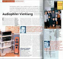 HiFi Exclusiv Workshop